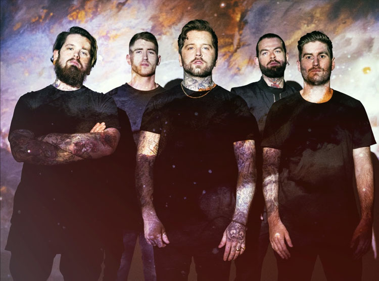 Bury Tomorrow, New Album, TotalNtertainment, tour, music
