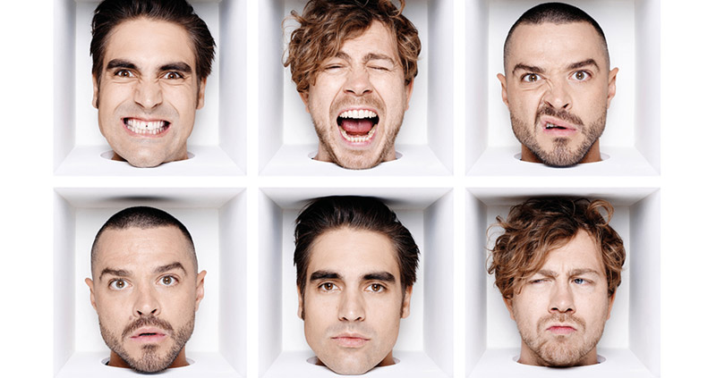 Busted, Tour, New Album, TotalNtertainment, Leeds