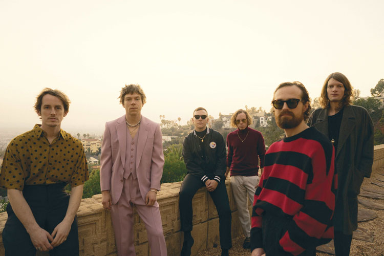 Cage the Elephant, Music, Tour, TotalNtertainment, Manchester