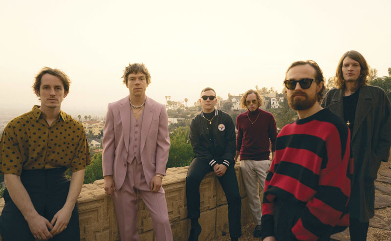 Cage the Elephant, Music, Tour, TotalNtertainment, New Single