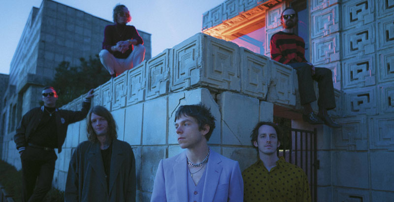 Cage The Elephant, TotalNtertainment, Music, Tour, New Album