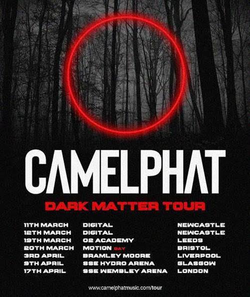 Camelphat Tour
