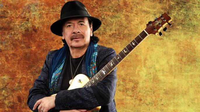 Carlos Santana, Music, Tour, London, TotalNtertainment
