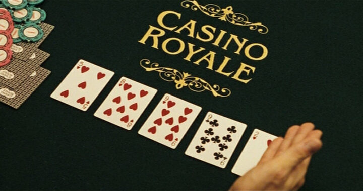 Best Movies with Amazing Scenes About Poker
