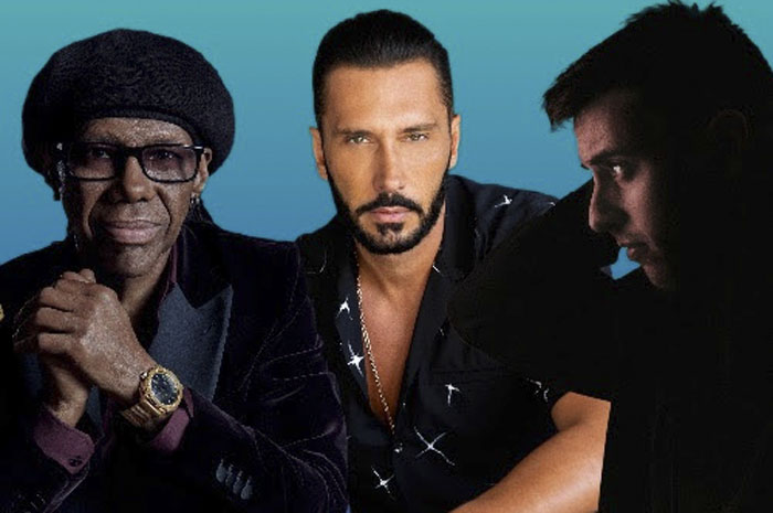Cedric Gervais, Nile Rodgers, Franklin, Chic, TotalNtertainment, New Single