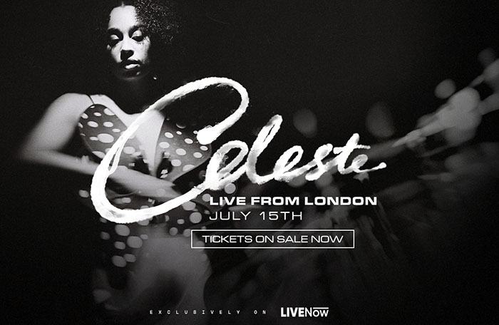 Celeste, Live From London, Music, Live Event, TotalNtertainment