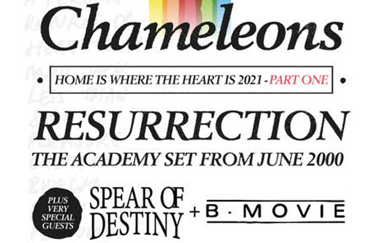 Chameleons, Music, Home Is Where The Heart Is, Manchester,