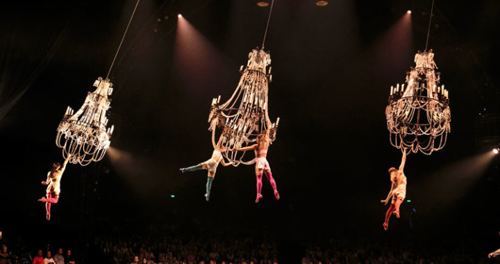 Cirque Du Soleil' s Corteo is coming to the UK in June 2020