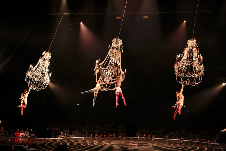 Corteo, Cirque Du Soleil, Circus, Tour, Leeds, TotalNtertainment