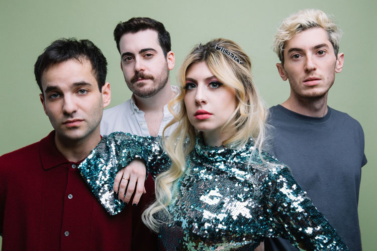 Charly Bliss, Tour, Music, TotalNtertainment, Manchester
