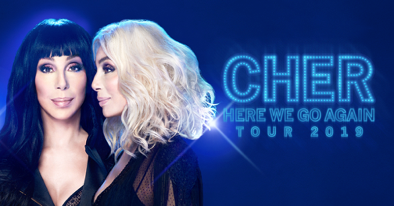 Cher, Tour, TotalNtertainment, Leeds, Music