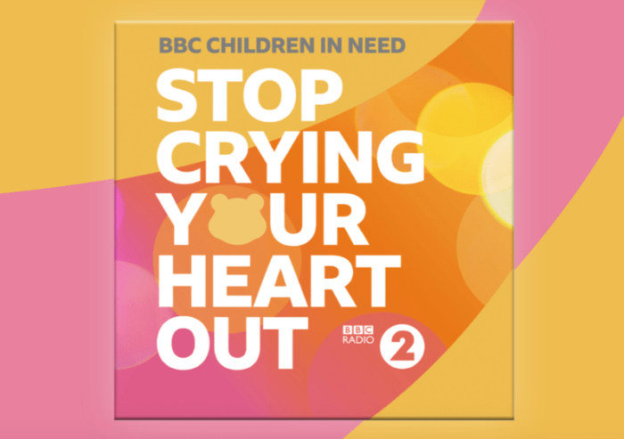Children In Need, Music, Charity TotalNtertainment