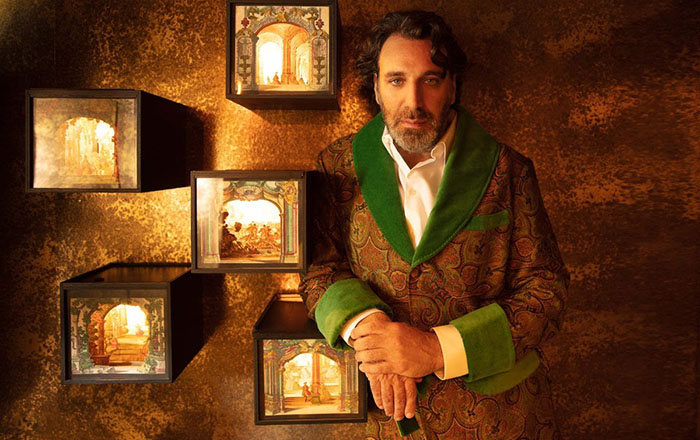 Chilly Gonzales, Music, New Album, A Very Chilly Christmas, TotalNtertainment