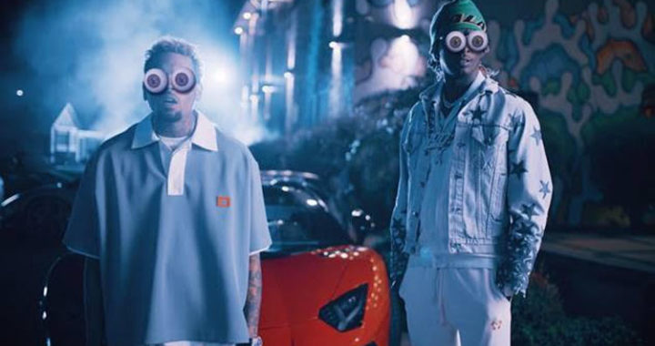 Chris Brown and Young Thug release 'Go Crazy'