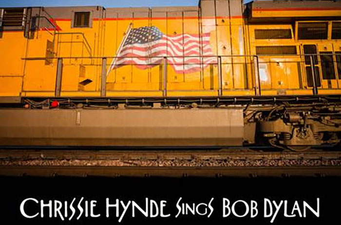 Chrissie Hynde, Bob Dylan, Music, New Release, TotalNtertainment