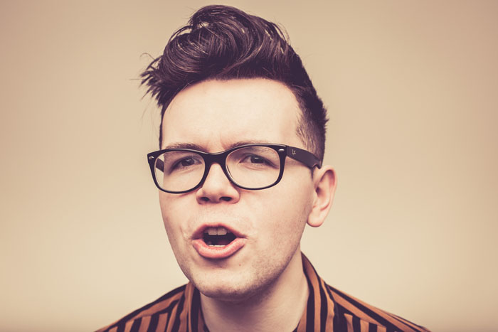Christopher MacArthur-Boyd, Comedy, TotalNtertainment, Edinburgh, Fringe Festival
