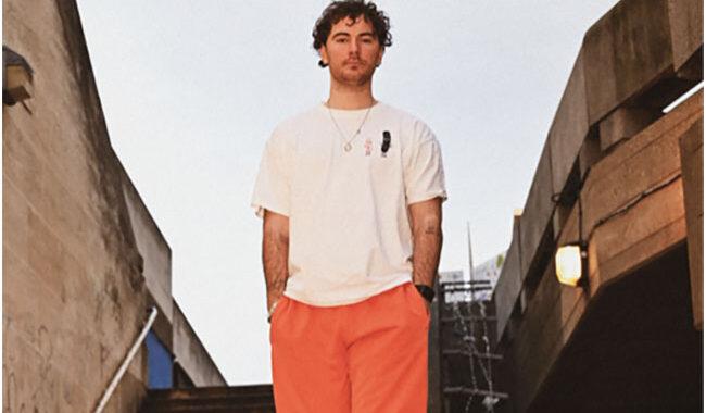 Cian Ducrot release new track 'Crocodiles'