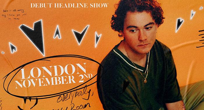 Cian Ducrot, Headline Show, London, Music, TotalNtertainment