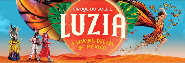 Cirque Du Soleil, Luzia, Theatre, London, RAH, TotalNtertainment