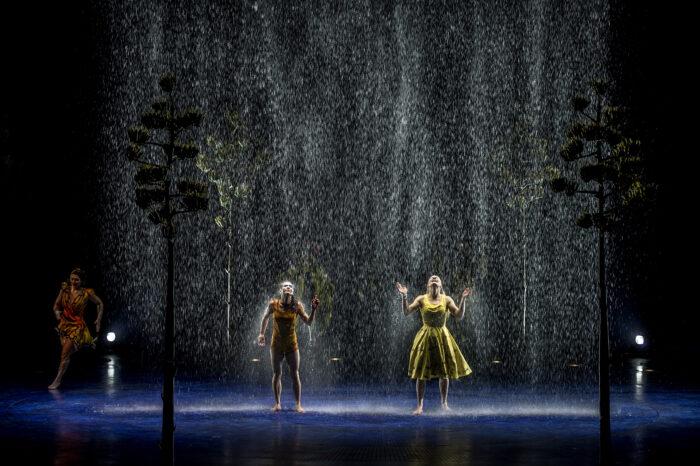 Cirque Du Soleil, Luzia, London, TotalNtertainment, Theatre, Musical