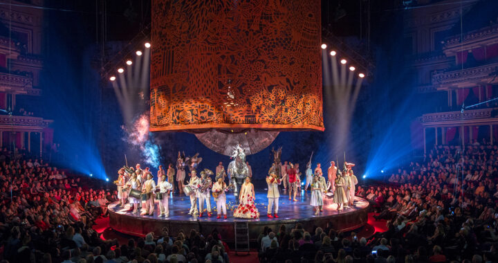 Luzia Cirque Du Soleil To Make Triumphant Return