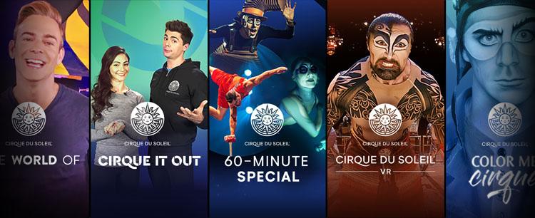 One Drop Foundation, Cirque Du Soleil, CirqueConnect, Theatre, Circus, Online, TotalNtertainment