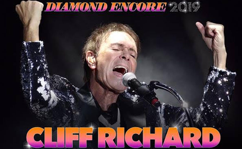 Cliff Richard, TotalNtertainment, Scarborough, Open Air Theatre, Music