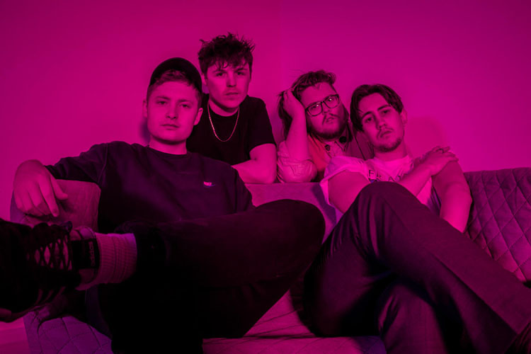 Club Paradise, Growing Up, Newcastle, Music, New Single, TotalNtertainment