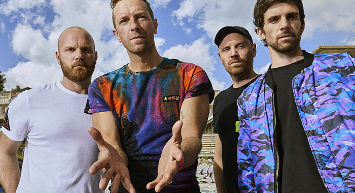 Music Of The Spheres World Tour – Coldplay