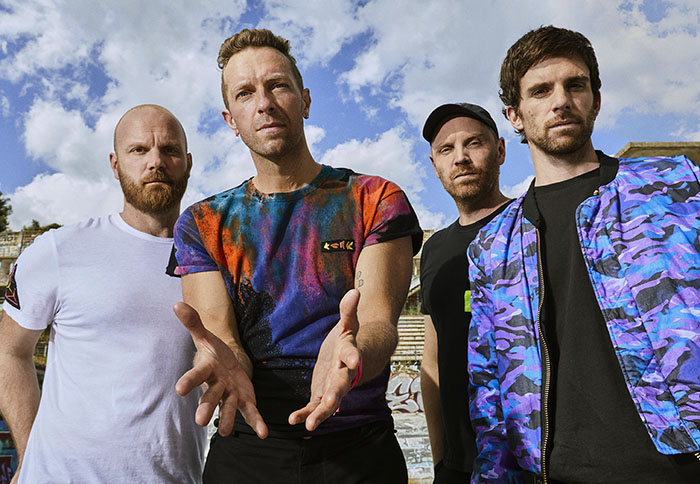 Coldplay, Music News, Tour news, TotalNtertainment, Music Of The Spheres