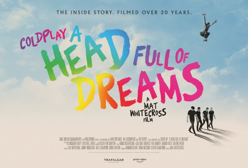 Coldplay, A Head Full of Dreams, Film, Music, TotalNtertainment