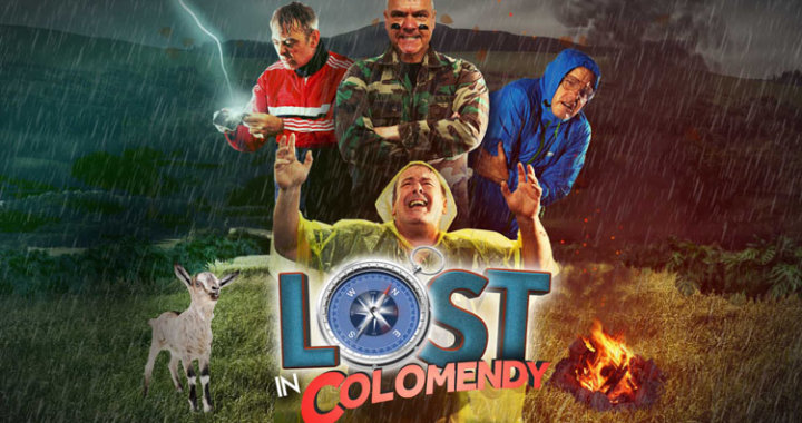 Lost in Colomendy is playing the Liverpool Royal Court