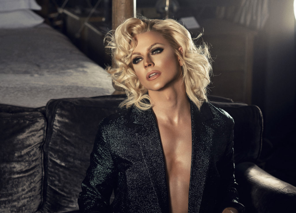 Courtney Act, Music, Tour, Manchester, Fluid, TotalNtertainment