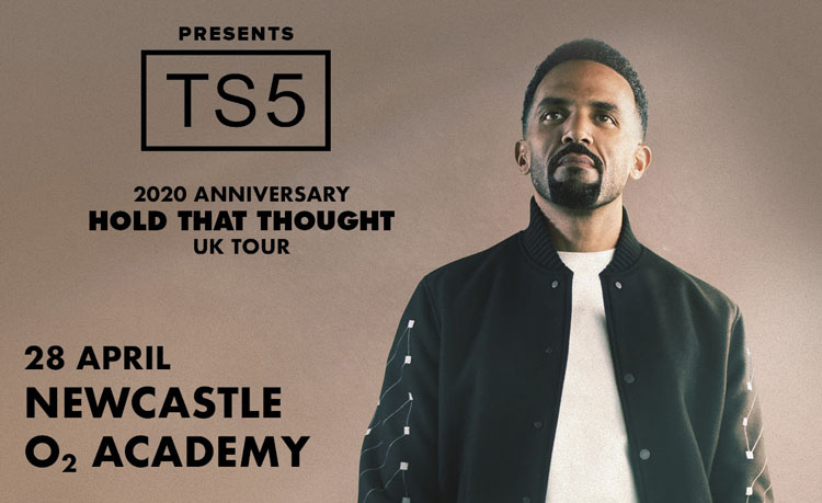 Craig David, Music, Tour, TotalNtertainment, Newcastle