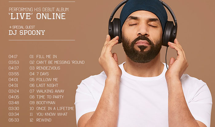 Craig David, Born To Do It, Music, New Release, TotalNtertainment