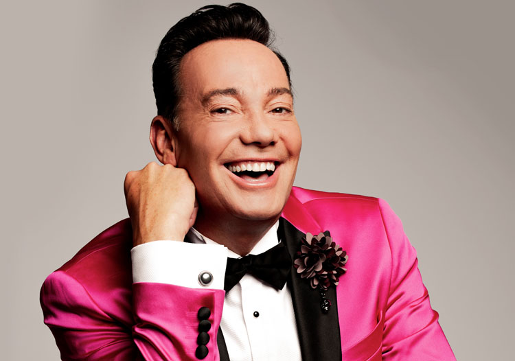 Craig Revel Horwood, Comedy, Tour, Leeds, TotalNtertainment