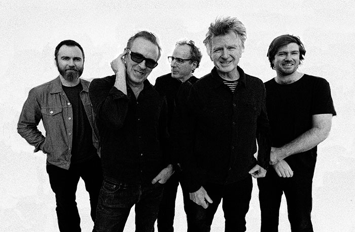 Crowded House, Music, Scarborough, Open Air Theatre, TotalNtertainment