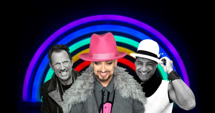 Culture Club announce 'Rainbow In The Dark'