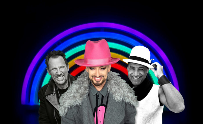 Culture Club, Music, TotalNtertainment, Live Event, Rainbow In The Dark