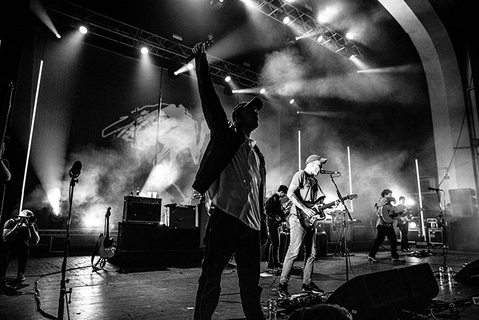 DMA'S, Music, Review, Chris High, TotalNtertainment, Live At Brixton