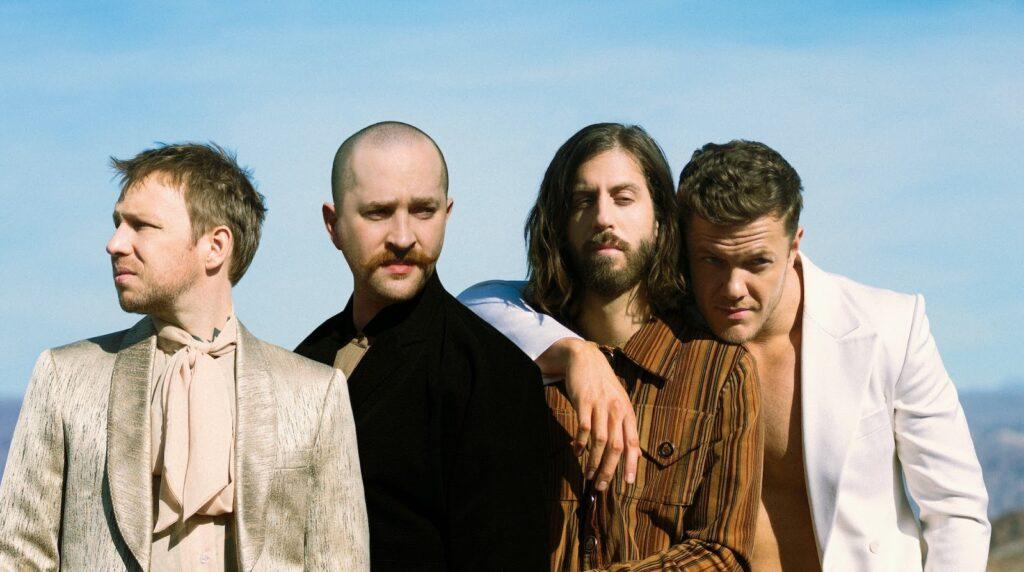 Imagine Dragons, Music, New Release, Cutthroat, TotalNtertainment
