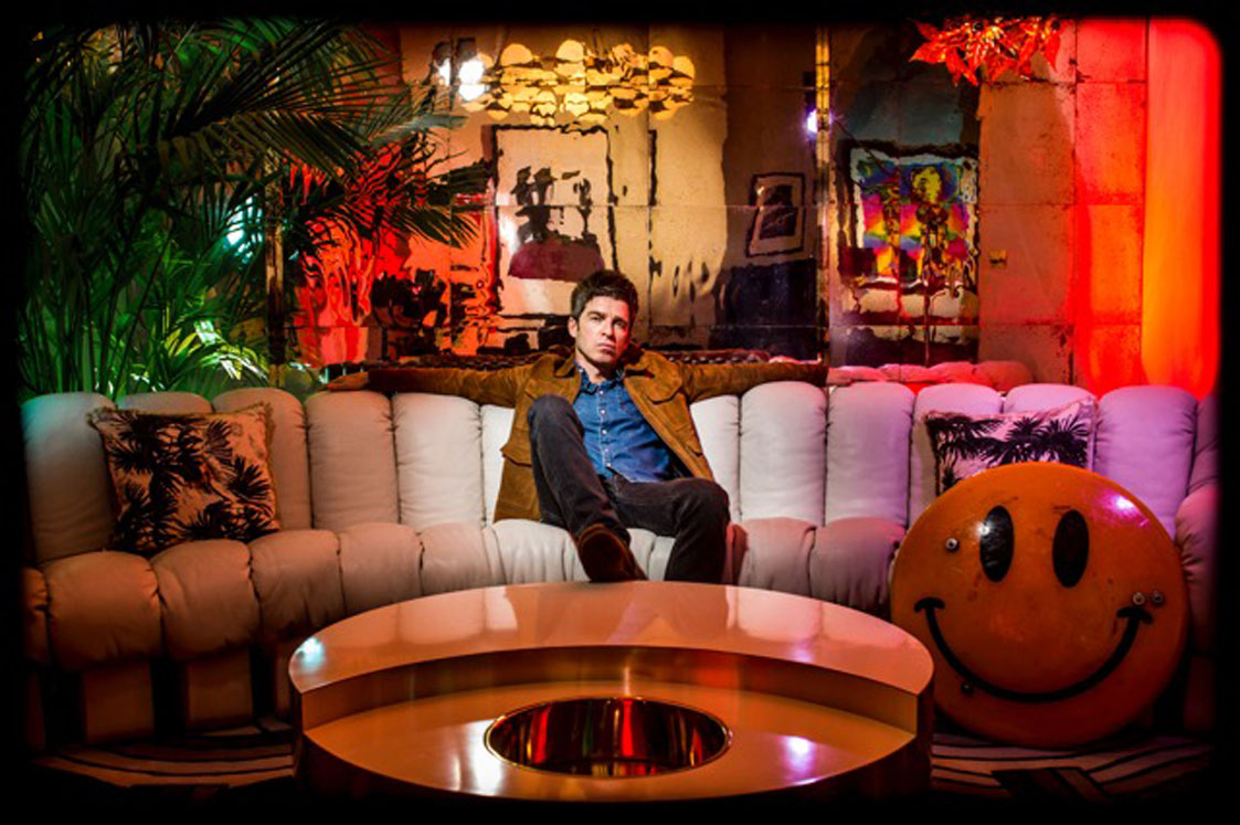 Noel Gallagher, New Single, Manchester, totalntertainment, NGHFB