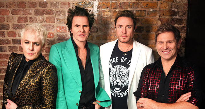 Duran Duran, Music, Scarborough, TotalNtertainment, Open Air Theatre