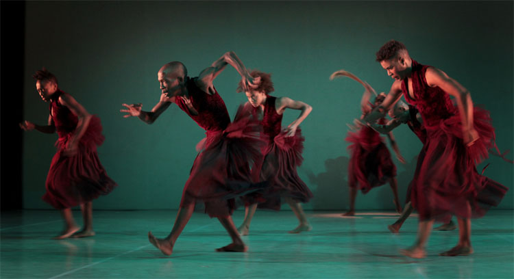 Dada Masilo Giselle, Theatre, Dance, The Lowry, Tour, TotalNtertainment