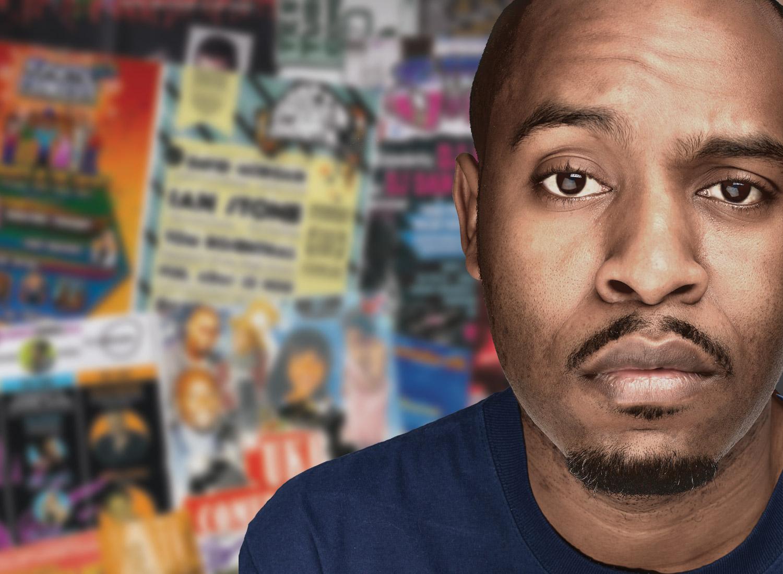 Dane Baptiste, Leeds, Comedy, Tour, TotalNtertainment,