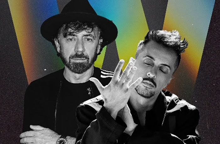 Dardust, Benny Benassi, Music, New Release, TotalNtertainment, Within Me