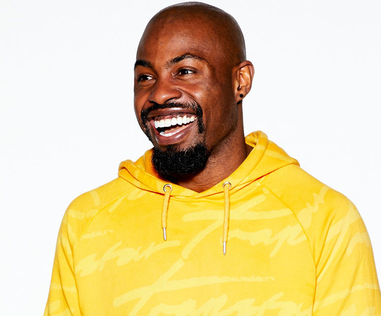 Darren Harriott, Edinburgh, Fringe Festival, Comedy, TotalNtertainment
