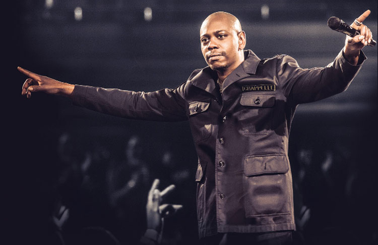 Dave Chappelle, Comedy, TotalNtertainment, Tour, London