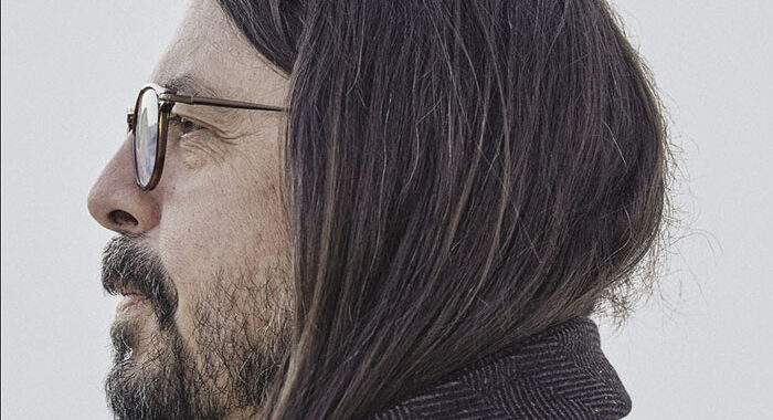 'The Storyteller' the new book from Dave Grohl