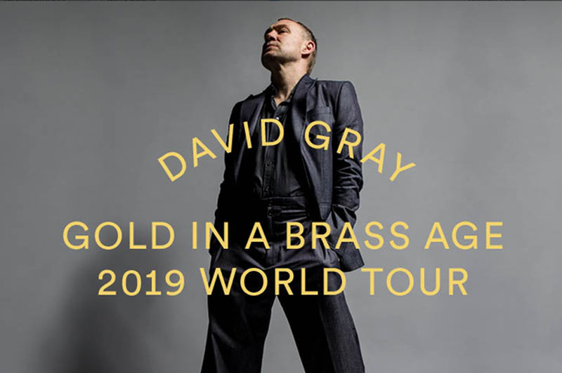 David Gray, Tour, York Barbican, TotalNtertainment, Music